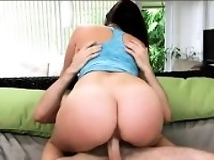 Big booty slut Nikki Lavay pussy banged by throbbing dick